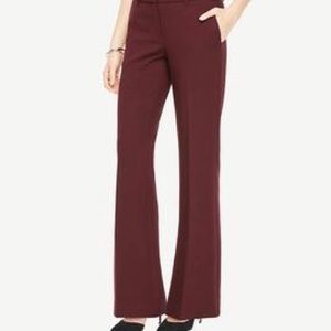 SALE 💕 Ann Taylor Madison flare trousers NWT